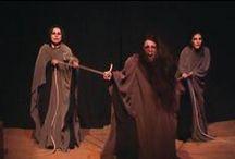 Obras teatrales en acción