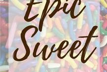 EpicSweet.com!! / All the dessert recipes from my blog EpicSweet.com. Cakes, cookies, ice cream, pies, candies, recipes for everything dessert!