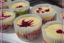 Shavuot / Delicious dairy desserts & treats to celebrate the Jewish spring festival of Shavuot.