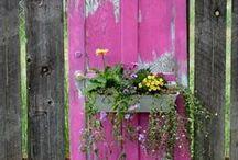 Rustic Garden - Rustiikki puutarha