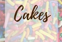 Cakes / Cakes, frosting, and fillings! So delicious and great for special occasions.