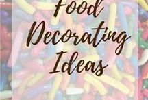 Food decorating ideas / Awesome ideas for decorating cakes, cookies, and more that I have to try!!!