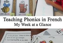 Teaching French Immersion Blog Posts / Content from the teaching website Teaching French Immersion with Madame Angel.  A wealth of teaching ideas, specializing in the primary or elementary French Immersion classroom.