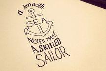 Typography, Motivation & Quotes