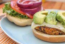 Foods / Vegan, Vegetarian and Healthy Meal Ideas