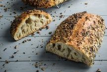 Recipes: Breads! / Recipes for breads, both sweet and savory, and other yeasted goodness