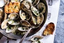 Recipes: Fish + Seafood! / Recipes for fish, shellfish, bivalves, frutti di mare and seafood of all kinds.
