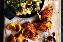 Recipes: Chicken! / Recipes and inspiration for chicken dinners, from quick weekday meals to special Sunday dinners.