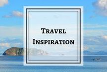 Travel Inspiration / Inspirational travel quotes, wanderlust, photography of beautiful destinations, adventures, dreams, bucket list.