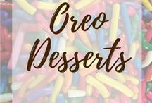 Oreo Desserts / Oreos are a good dessert on their own but they can make other desserts even better like pies, cakes, and monkey bread​!