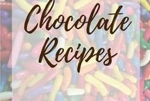 Chocolate Recipes / Chocolate, chocolate everything! You can't go wrong with chocolate.