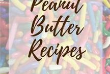 Peanut Butter Recipes / Peanut butter everything! Peanut butter is one of my all time favorite flavors, so yummy.