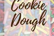 Cookie Dough / Ah cookie dough, a favorite flavor for sure and a favorite childhood memory​.