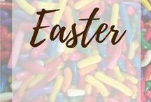 Easter / Easter​ desserts, breakfasts, and ideas