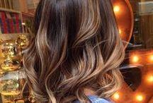 • h a i r • / • inspiration • hairdos • hairstyle • haircolour