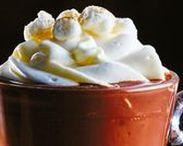 Bebidas para el frío / En esta temporada consiéntete con alguna de estas bebidas para quitarte el frío.