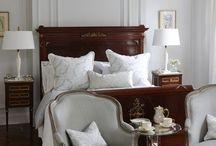 Bedrooms / by Sandra Cumisky