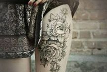 Tattoos! / by Rachael Donald