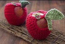 crochet and knitting / by Ginger Grahn