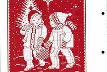 Cross stitch / Cross stitch / by Rita Hoyt