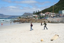 Muizenberg, Cape Town / This eclectic beach-side suburb is a colourful mix of history, architecture, fantastic beaches and culture. For more information visit http://www.sa-venues.com/attractionswc/muizenberg.php