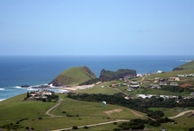 Coffee Bay, Eastern Cape / Coffee Bay and the Hole in the Wall are virtually synonymous - mention the one and you picture the other - and one cannot describe the full extent of the beauty of this area of the Wild Coast. See more at http://www.sa-venues.com/attractionsec/coffee-bay.php