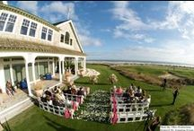 Weddings at Kiawah Island Golf Resort / Our temperate climate year round, 35,000 sq. ft. of available reception space and multiple venues ensures there is always a special place on the island just waiting for you. KiawahResort.com/Weddings / by Kiawah Island Golf Resort