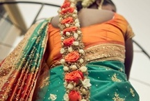 Traditional Indian Wedding (of my dreams) / Hindu Wedding / I dream of a traditional South Indian Wedding.  Take me to Srirangam. / by Daya