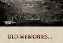 Old Memories... / Le foto storiche del Lago di Tovel e dei dintorni...