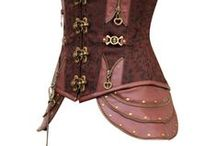Leather Corsetry