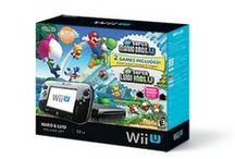 Gifts for the Family Room / Looking to put a smile on someone's face this holiday season? Wii U is the perfect gift for any occasion - Christmas, Hanukkah, Festivus, Thanksgiving, New Years or just a rainy Tuesday.