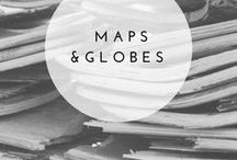 Maps & Globes / Gifts for the explorer