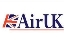 AirUK / Air UK was a wholly privately owned, independent[nb 1] regional British airline formed in 1980 as a result of a merger involving four rival UK-based regional airlines. It became a part of KLM in 1997.