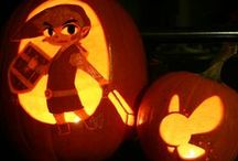 Nintendo Halloween / Trick or Treat! Share your Halloween creations with #NintendoHalloween.
