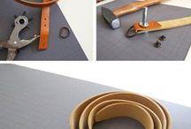 Belt Making...