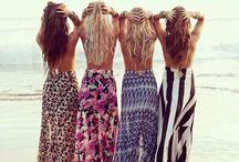 Boho / Boho chic \ Gipsy style / Hippie \ Hippie Chic / by Pauline