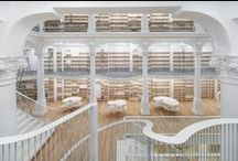 """Cărturești Carusel / Located in the middle of Bucharest's historic centre in a charming late XIXth century building surnamed """"The Carousel of Light"""" the new Cărtureşti Bookstore is a dream came true for book lovers, design enthusiasts and Bucharesters altogether."""
