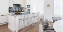 Kitchens and Dining Rooms / From house to home tips and design inspiration.