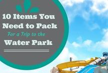 The Coolest Waterparks and Slides