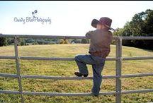 Cowboy Up / Cowboy Life.