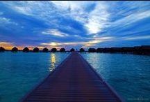 Maldivas by me