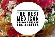 Best Restaurants in Los Angeles / This board highlights some of the best restaurants in Los Angeles