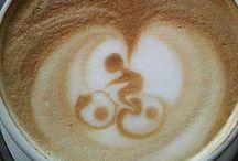 Retro caffe bar / Retro bikes caffe