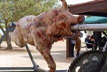 Gourmandises Portugaises  •  Gulosices Portugueses / du nord à l'Algarve, en passant obligatoirement par l'Alentejo et ses cochons noirs.