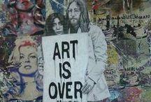 Street art and so on / Street art, more than just grafiti!