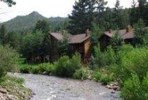 Aspen Winds / Pins from our one and two bedroom condos and suites in Estes Park, CO.