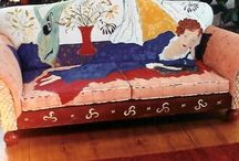 Recycle furniture ideas / Up cycle and or reuse or recycle furniture.   / by Judy Stinson