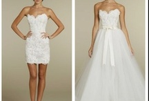 WEDDING DRESSES / A BEAUTIFUL ARRAY OF WEDDNIG DRESSES