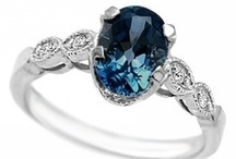 Engagement rings - I can dream :) One day!