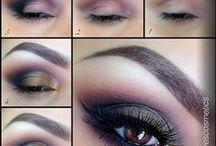 How to makeup ur eyes :) / Maquillaje, Sombras y más